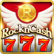 Rock N' Cash Casino Slots -Free Vegas Slot Machine  APK 1.18.0