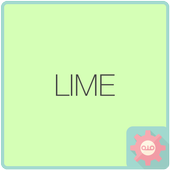 Colorful Talk - Lime 카카오톡 테마  Latest Version Download