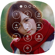 Girl Lock Screen APK