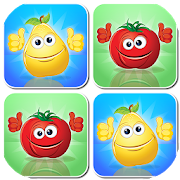 Fruits & Vegetables for Kids  For PC