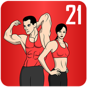 Lose Weight In 21 Days - Home Fitness Workouts  Latest Version Download