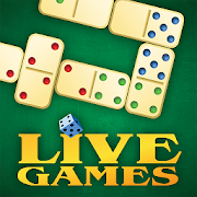 Dominoes LiveGames - free online game in PC