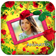 Roses Photo Frames Animated  Latest Version Download