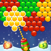 Bubble Pop Santa  Latest Version Download