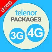 Telenor Packages 3G/4G Latest Version Download