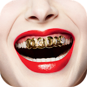 Gold Teeth Photo Editor  Latest Version Download