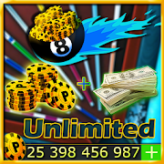 Coins and Cash for 8 ball Pool Prank : unlimited  APK v1.0 (479)
