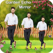 Mirror Magic: Garden Echo Mirror Effect  1.0 Android Latest Version Download