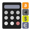 Crypto Currency & Bitcoin Calculator