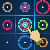 ZK1 - Circle puzzle color rings mind free game  Latest Version Download